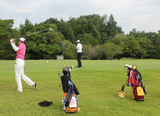 中部女子学生ゴルフ秋季大学対抗戦