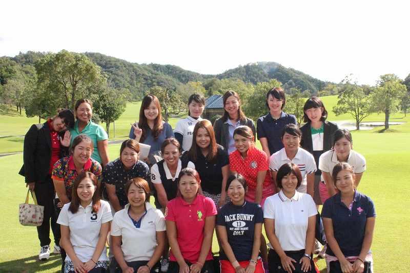 2016第5回中部女子ゴルフを応援する会1